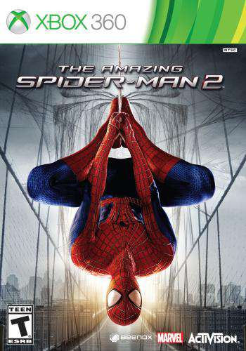 The Amazing Spider-Man 2, Game on XBOX360, Action
