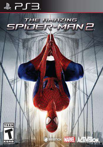 The Amazing Spider-Man 2, Game on PS3, Action