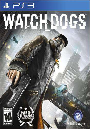 Watch Dogs, Game on PS3, Action