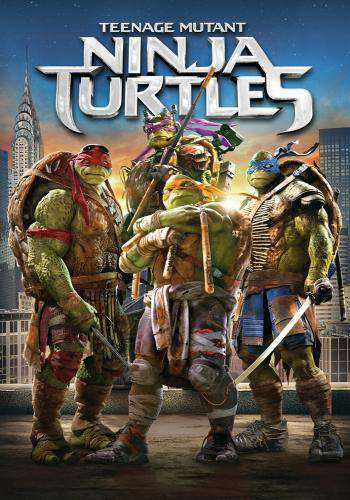 Teenage Mutant Ninja Turtles (2014), Movie on Blu-Ray, Action Movies, Adventure Movies, new movies, new movies on Blu-Ray