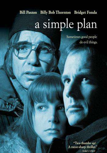 A Simple Plan, Movie on DVD, Action Movies, Suspense