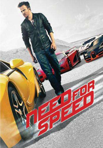 Need For Speed, Movie on DVD, Action Movies, Adventure