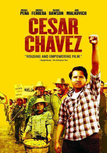Cesar Chavez, Movie on DVD, Drama