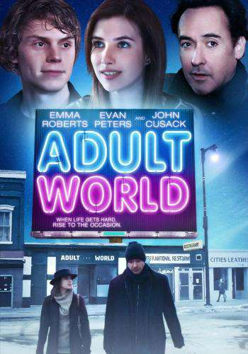 Adult World, Movie on DVD, Comedy