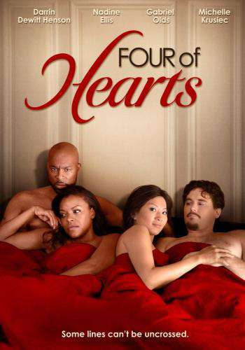 Four Of Hearts, Movie on DVD, Drama Movies, Romance