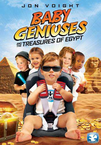 Baby Geniuses and the Treasures of Egypt, Movie on DVD, Family Movies, Kids