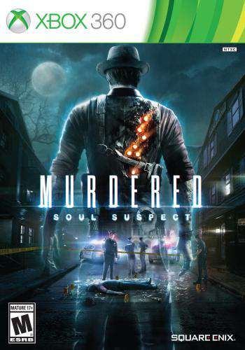 Murdered Soul Suspect, Game on XBOX360, Action