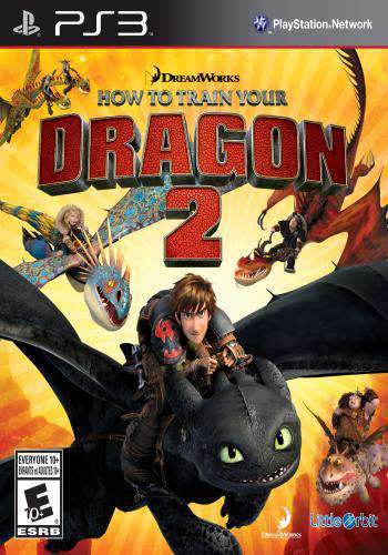 How to Train Your Dragon 2, Game on PS3, Family