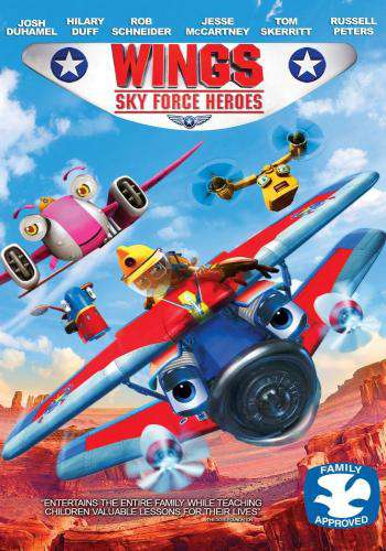Wings: Skyforce Heroes, Movie on DVD, Family Movies, Kids