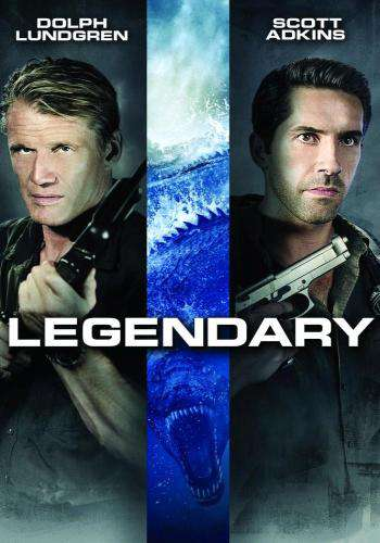 Legendary (2014), Movie on DVD, Action
