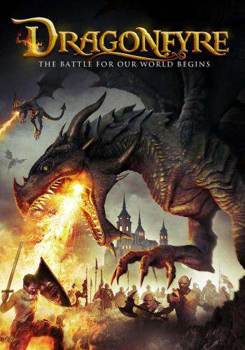 Dragonfyre, Movie on DVD, Action Movies, Adventure Movies, Sci-Fi & Fantasy
