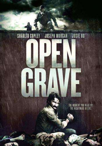 Open Grave, Movie on DVD, Action Movies, Suspense