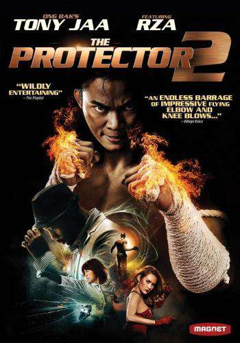 The Protector 2, Movie on DVD, Action Movies, Martial Arts