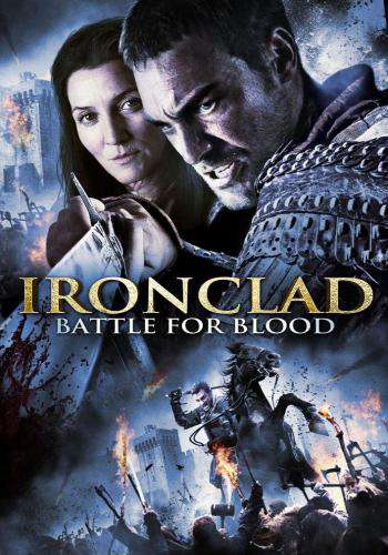 Ironclad: Battle For Blood, Movie on DVD, Action Movies, Adventure