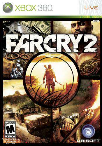 Far Cry 2, Game on XBOX360, Shooter