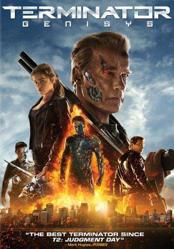 Terminator: Genisys (2015), Movie on DVD, Action Movies, Sci-Fi & Fantasy