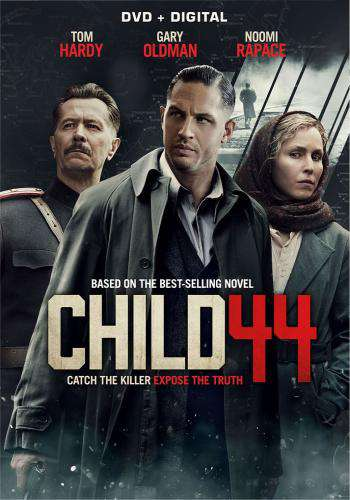 Child 44, Movie on Blu-Ray, Drama Movies, Suspense Movies, new movies, new movies on Blu-Ray