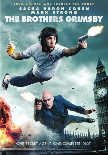 The Brothers Grimsby for Rent, & Other New Releases on DVD at Redbox