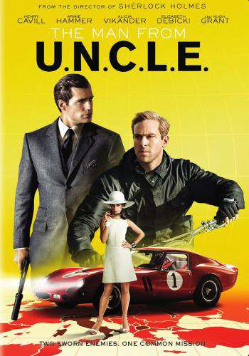 The Man From U.N.C.L.E., Movie on Blu-Ray, Action Movies, Suspense Movies, new movies, new movies on Blu-Ray