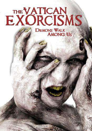 The Vatican Exorcisms affiche