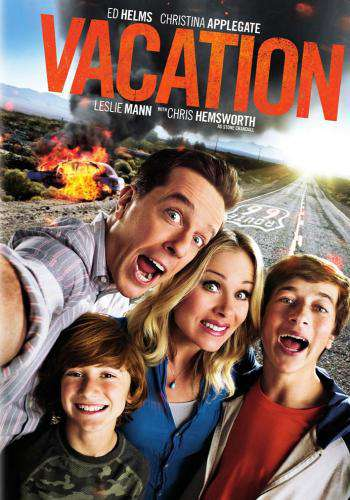 Vacation (2015), Movie on Blu-Ray, Comedy Movies, new movies, new movies on Blu-Ray
