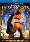 Puss in Boots, Movie on BluRay, Family