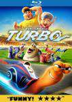 Turbo (BLU-RAY), Movie on BluRay, Family