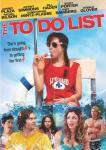 The To Do List, Movie on DVD, Comedy