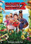 Cloudy With a Chance of Meatballs 2, Movie on DVD, Family