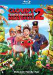 Cloudy With a Chance of Meatballs 2, Movie on BluRay, Family