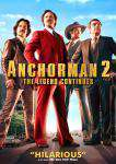 Anchorman: The Legend Continues (BLU-RAY)