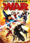 DCU Justice League: War, Movie on DVD, Action