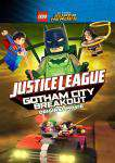 LEGO DC Super Heroes: Justice League: Gotham City Breakout, Movie on DVD, Action Movies, Family Movies, Adventure Movies, Kids