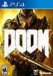 Doom, Game on PS4, Shooter