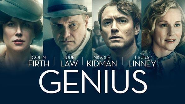 Genius, Movie on DVD, Drama