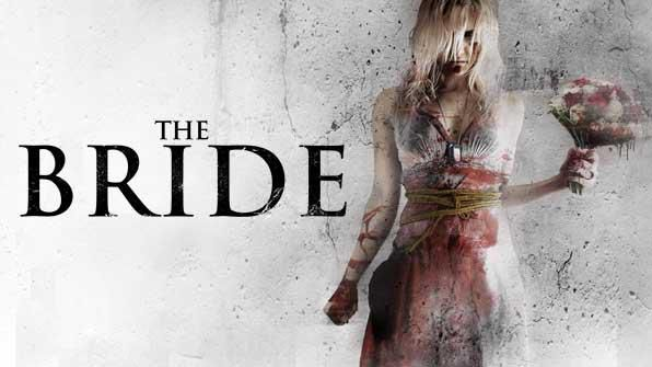 The Bride, Movie on DVD, Horror