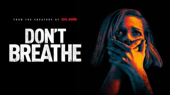 Don't Breathe, Movie on DVD, Horror Movies, Thriller & Suspense