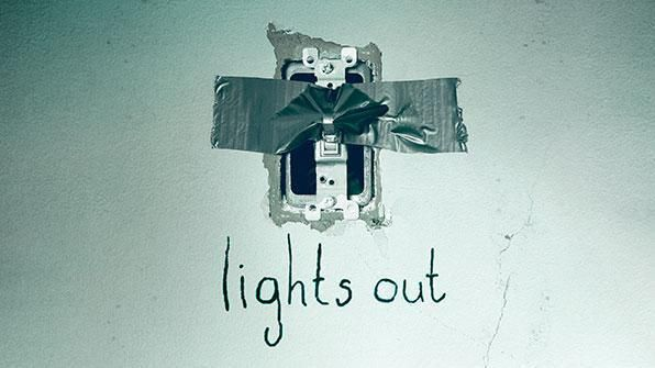 Lights Out, Movie on DVD, Horror