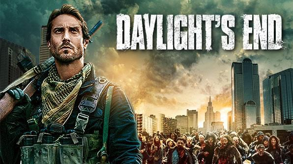 Daylight's End, Movie on DVD, Action Movies, Horror