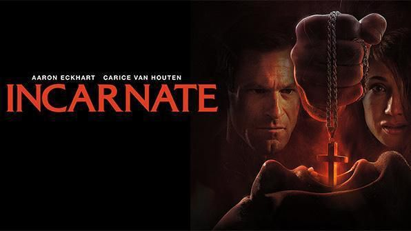 Incarnate, Movie on DVD, Horror Movies, Thriller & Suspense
