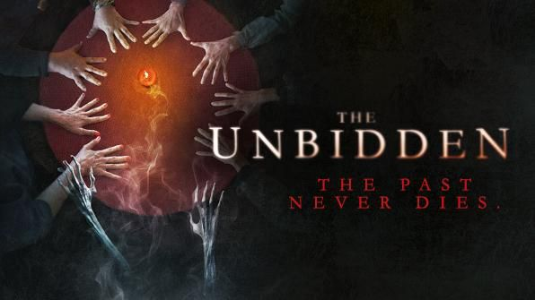 The Unbidden, Movie on DVD, Horror