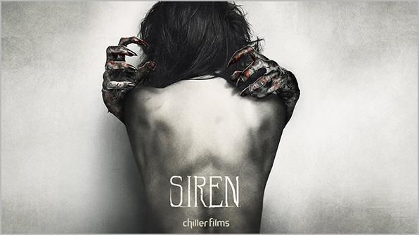 Siren (2016), Movie on DVD, Horror