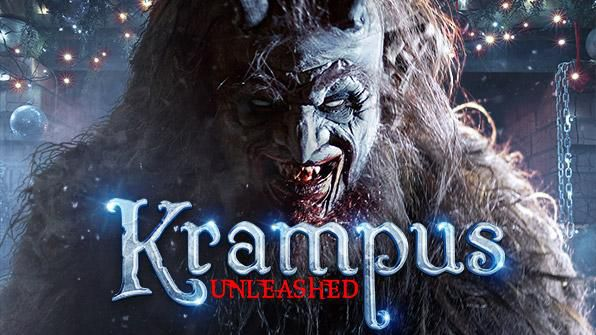 Krampus Unleashed, Movie on DVD, Horror