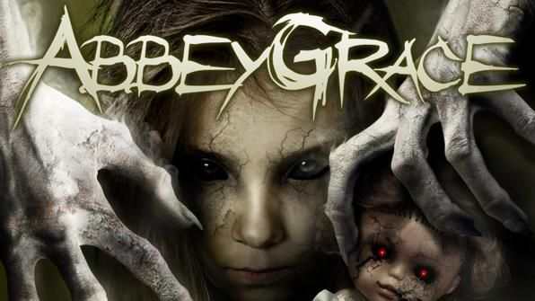 Abbey Grace, Movie on DVD, Horror