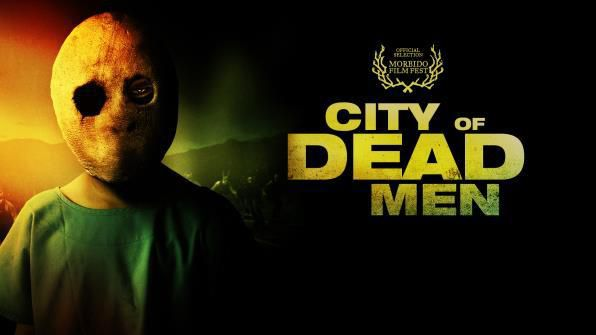 City Of Dead Men, Movie on DVD, Horror Movies, Thriller & Suspense