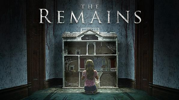 The Remains, Movie on DVD, Horror