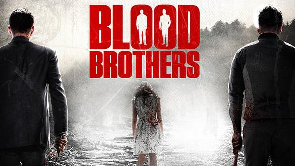 Blood Brothers (2017), Movie on DVD, Horror Movies, Thriller & Suspense
