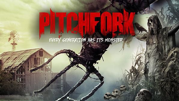 Pitchfork, Movie on DVD, Horror