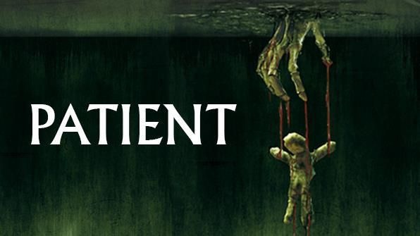 Patient, Movie on DVD, Horror