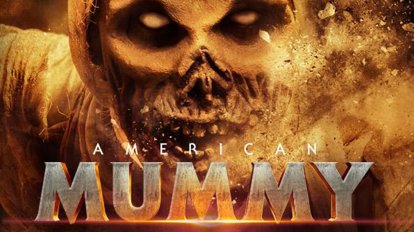American Mummy, Movie on DVD, Horror